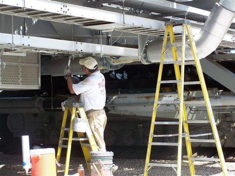 تعمیر و نگهداری تاسیسات ساختمان در تبریز