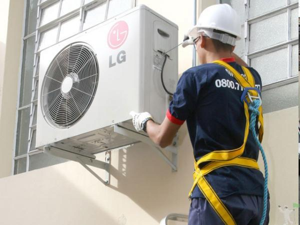 روش نصب کولر گازی در تبریز
