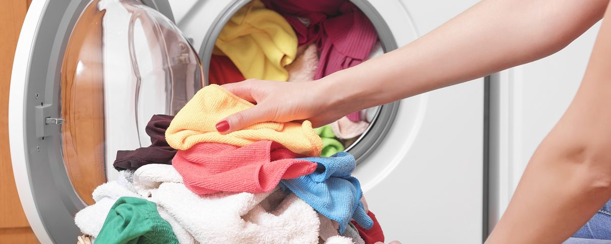 ریست کردن ماشین لباسشویی